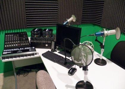 Podcast/Audio Production